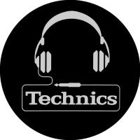 Slipmat Technics LP-Slipmat Headphone