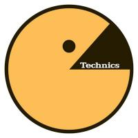 Slipmat Technics LP-Slipmat Tecman