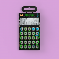 Expander Teenage engineering PO-137 Rick et Morty