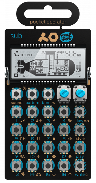 Expander Teenage engineering PO-14 Sub