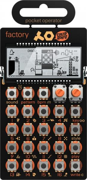 Expander Teenage engineering PO-16 Factory
