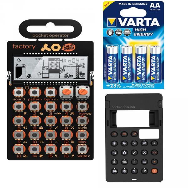 Expander Teenage engineering Pocket Operator PO-16 Factory + Case + Piles