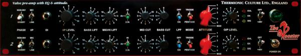 Effects processor  Thermionic culture The Rooster