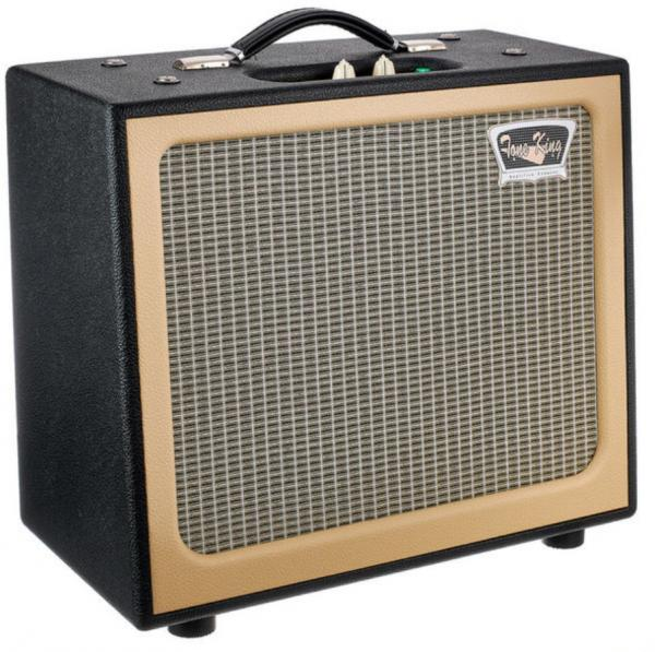 Electric guitar combo amp Tone king Gremlin Combo - Black