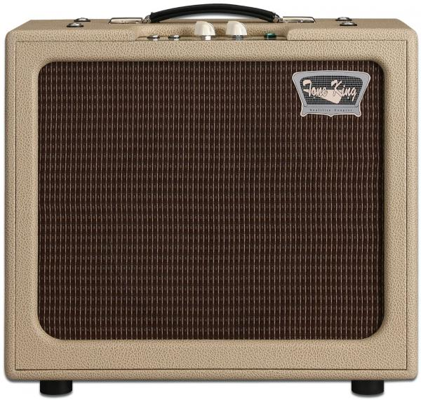 Electric guitar combo amp Tone king Gremlin Combo - Cream