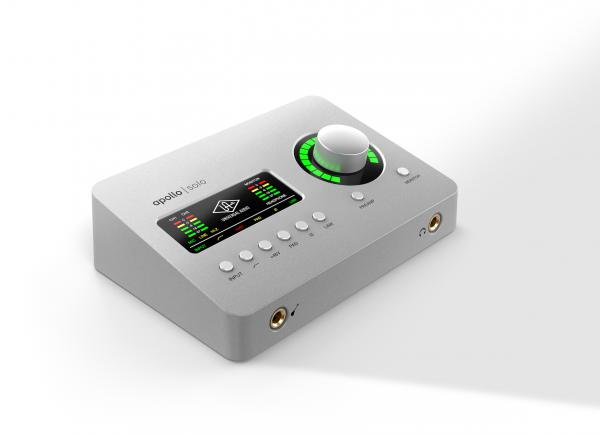Thunderbolt audio interface Universal audio Apollo Solo