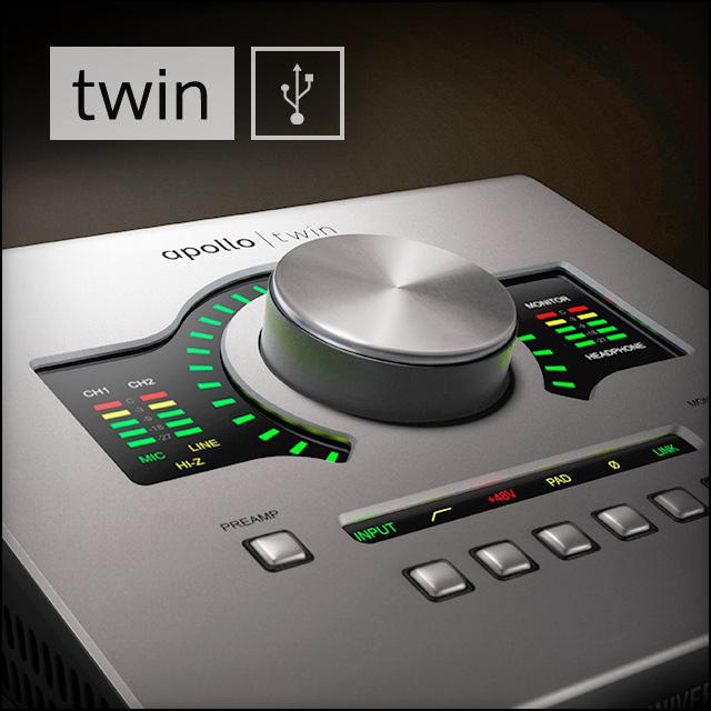 Apollo Twin Usb Duo
