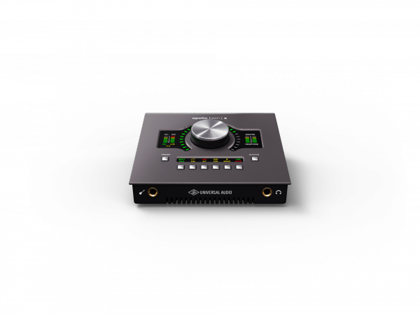 Thunderbolt audio interface Universal audio Apollo Twin X Duo