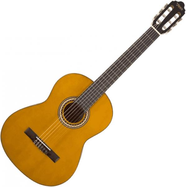 Classical guitar 4/4 size Valencia VC204 4/4 - Natural
