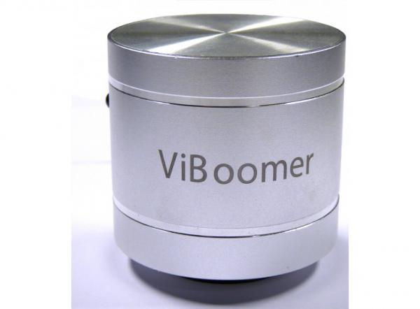 Dock ios & mp3 Viboomer D2 Silver - Argent
