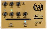 Electric guitar preamp Victory amplification V4 The Sheriff