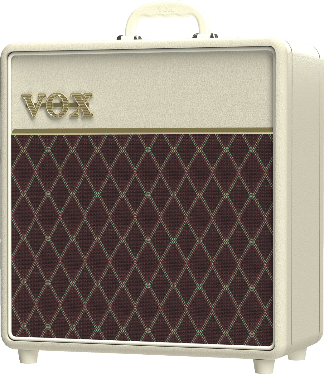 vox ac4c1 12 cb cream electric guitar combo amp star 39 s music. Black Bedroom Furniture Sets. Home Design Ideas