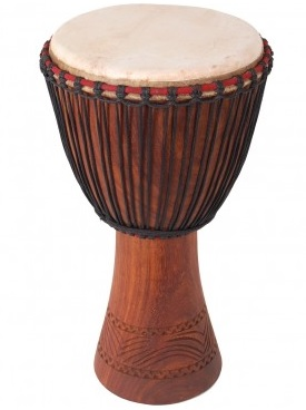 Djembe Waka drums DJ3335 Grand Modele