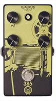 Overdrive, distortion & fuzz effect pedal Walrus 385