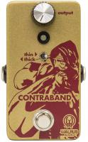 Overdrive, distortion & fuzz effect pedal Walrus Contraband Fuzz