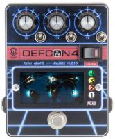 Volume, boost & expression effect pedal Walrus DEFCON4 Preamp EQ Boost