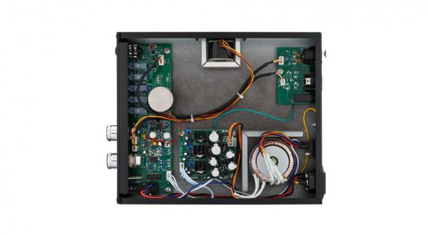 Preamp Warm audio WA 12 MKII Black