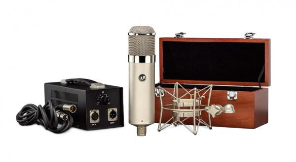 Studio recording and live microphone Warm audio WA47