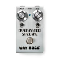 Overdrive, distortion & fuzz effect pedal Way huge OVERRATED SPECIAL OVERDRIVE WM28