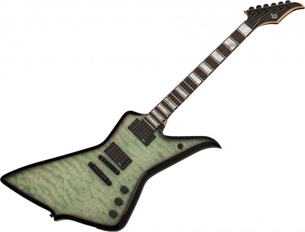Solid body electric guitar Wylde audio Blood Eagle - Nordic ice