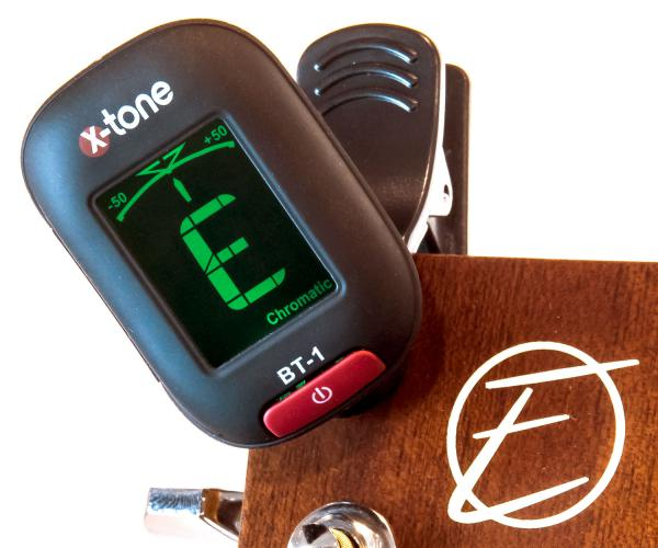 Guitar tuner X-tone 3110 Clip-On Tuner
