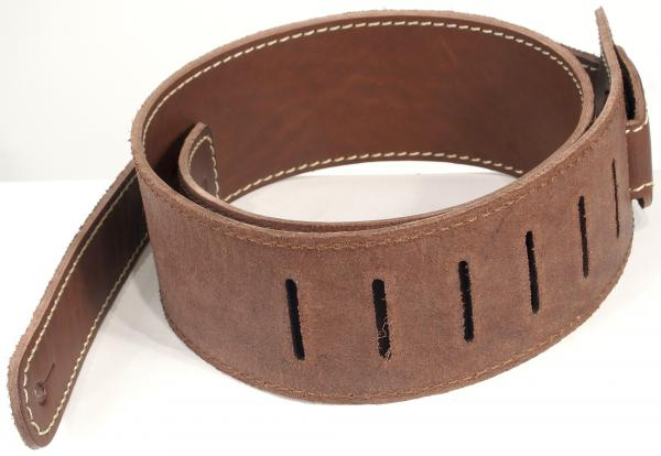 Guitar strap X-tone xg 3151 Classic Leather Guitar Strap - Brown