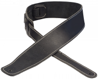 Guitar strap X-tone xg 3153 Leather Guitar Strap - Black