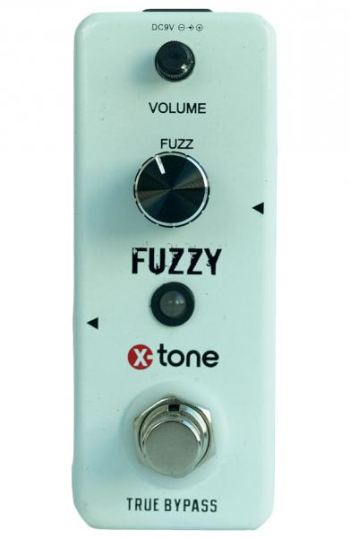 Overdrive, distortion & fuzz effect pedal X-tone Fuzzy