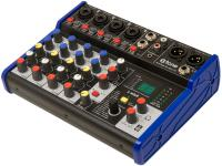 Analog mixing desk X-tone X MIX 8 DSP