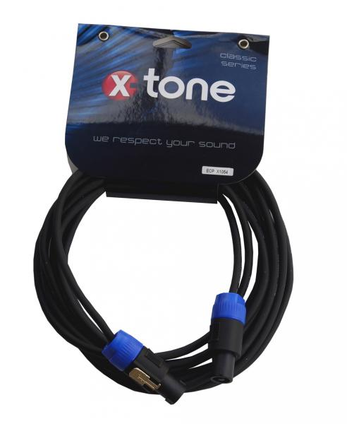 Cable X-tone X1054 HP Speakon Speakon 5m