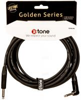 Cable X-tone X3058-6M Instrument Cable Right/Angled 6m