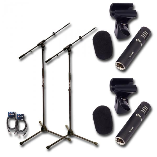 Microphone pack with stand X-tone XR-Steam Pack