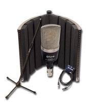 Microphone pack with stand X-tone Pack Micro XS Studio