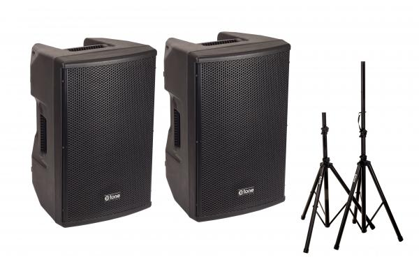 Complete pa system X-tone XTS-10 + Pied offerts
