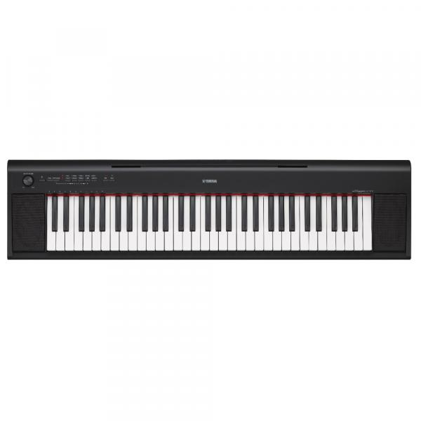 Portable digital piano Yamaha NP-12 - Black