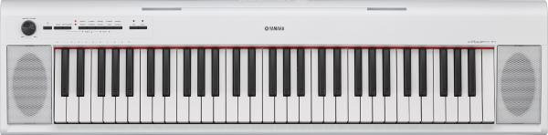 Portable digital piano Yamaha NP-12 - White