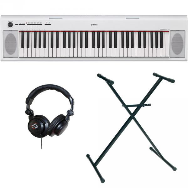 Yamaha NP-12WH + stand + casque