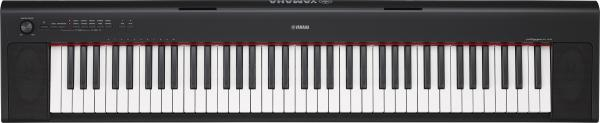 Portable digital piano Yamaha NP-32 - Black