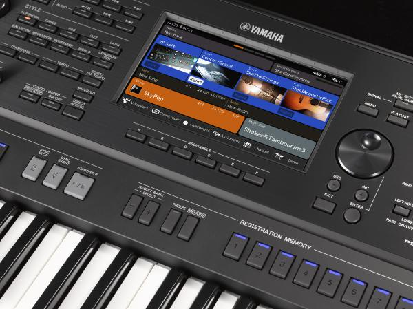 Entertainer keyboard Yamaha PSR-SX900