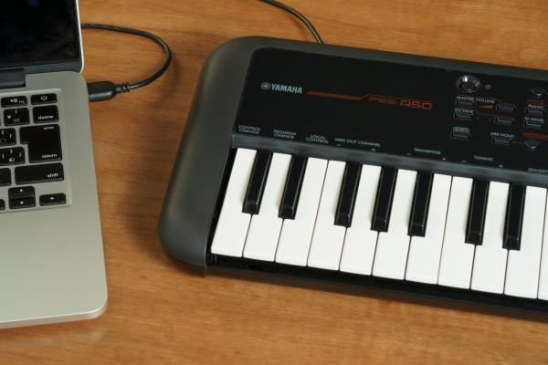 Entertainer keyboard Yamaha PSS-A50