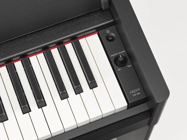 Digital piano with stand Yamaha YDP-S54 - black