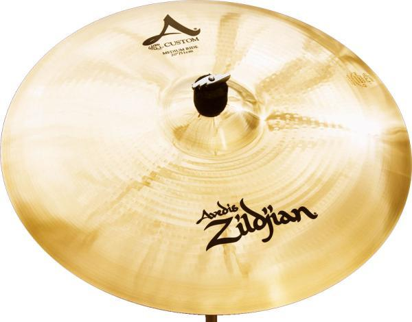 Ride cymbal Zildjian A' Custom Medium Ride 20