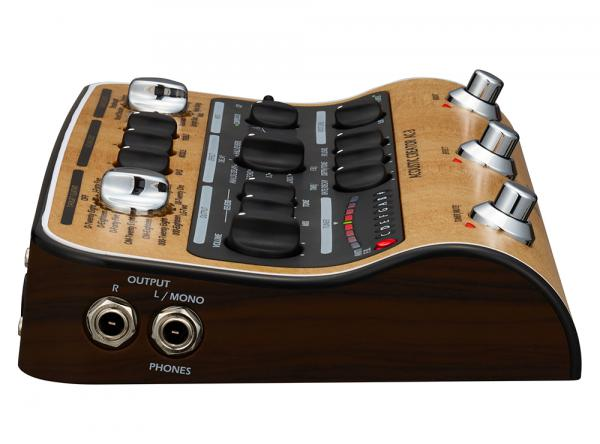 Modulation & simulator effect pedal Zoom AC-3 Acoustic Creator