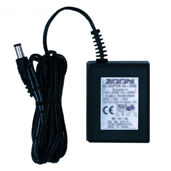 Power supply Zoom AD16 - Alimentation