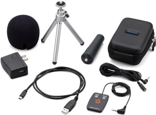 Accessories set for recorder Zoom APH-2N