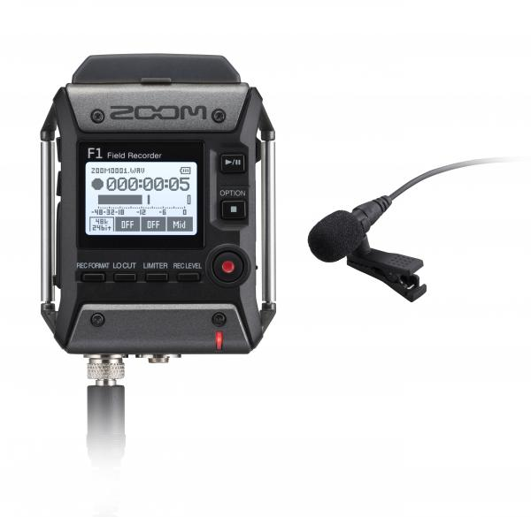 Portable recorder Zoom F1-LP