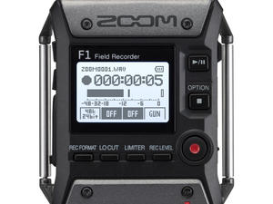Portable recorder Zoom F1-SP