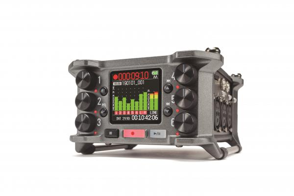 Portable recorder Zoom F6
