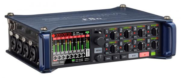 Portable recorder Zoom F8n