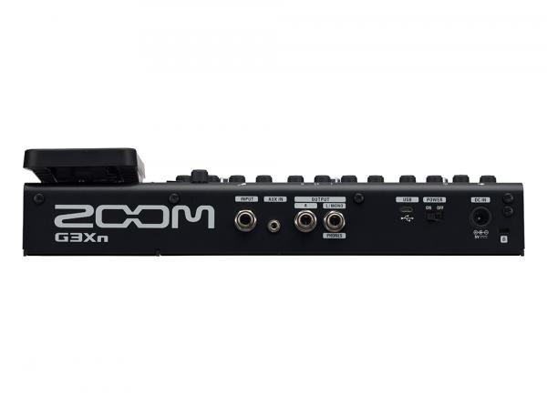 Multieffect for electric guitar Zoom G3Xn Guitar Multi-effects (Expression Pedal)